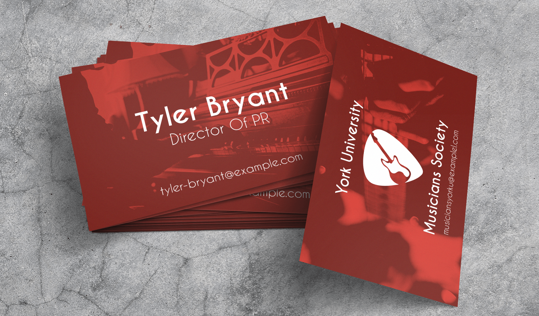 2016 Business Cards